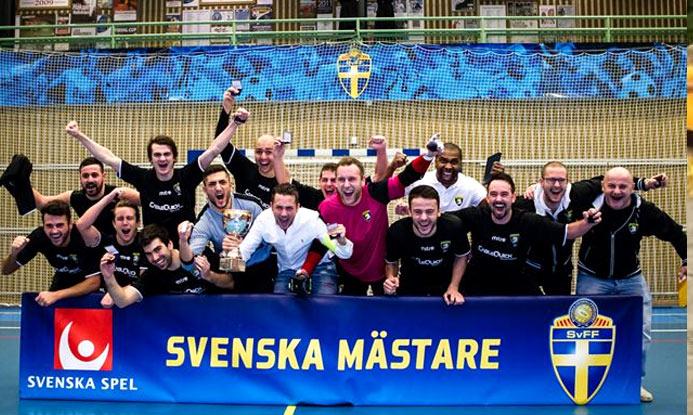 Svenska mästare