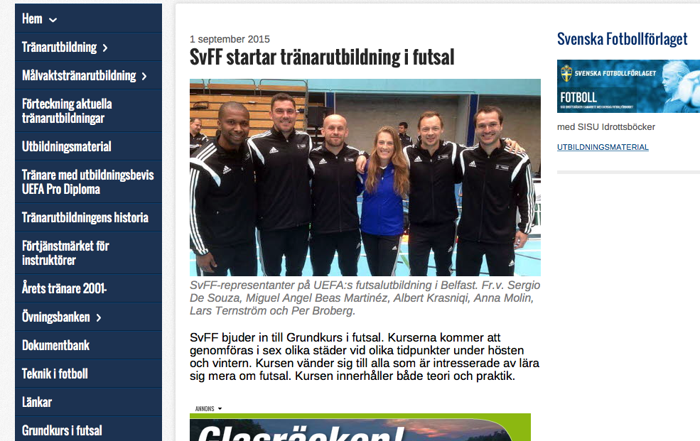 Svff Futsal
